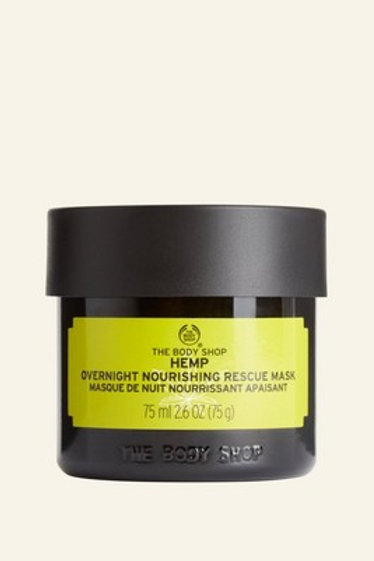 Hemp Overnight Nourishing Rescue Mask 75ml