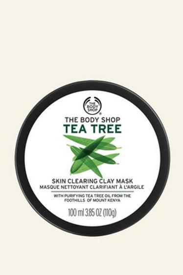 Tea Tree Skin Clearing Clay Mask 100ml