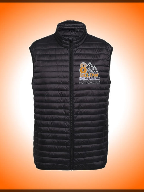 Male embroided Padded Gilet