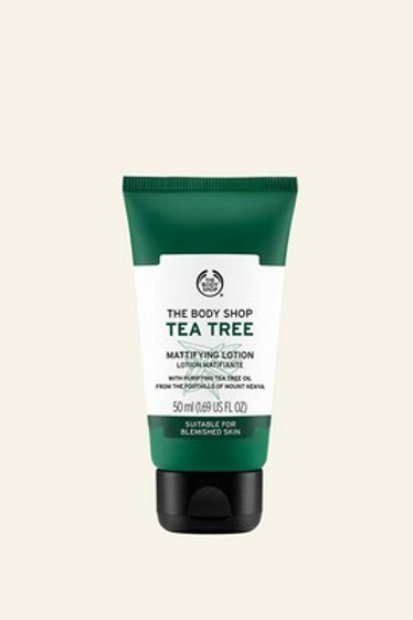 Tea Tree Mattifying Lotion 50ml