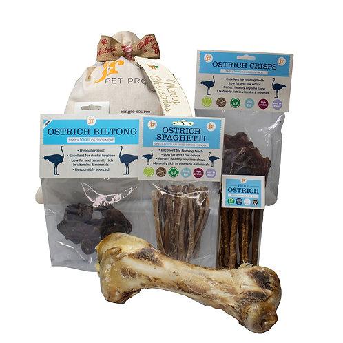 Ostrich Gift Sack