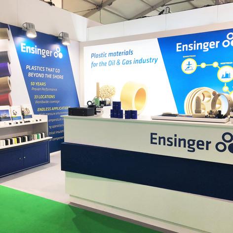 Ensinger, OMC 2019