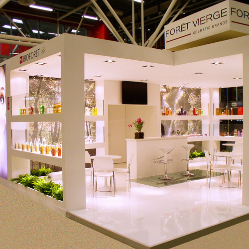 Foret Vierge, Cosmoprof 2011