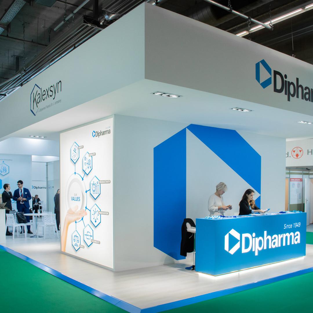 Dipharma, CPHI 2019