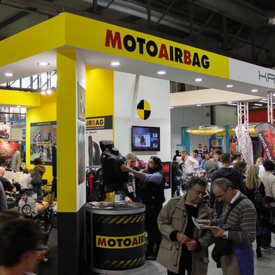 Motoairbag, Eicma 2014