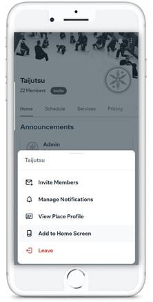 9. Add Taijutsu Icon to Home Screen - Click Top Right 3 Dots