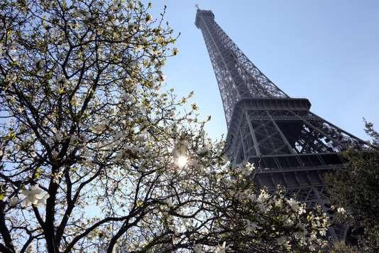 A Paris, en avril 2015. LUDOVIC MARIN / AFP