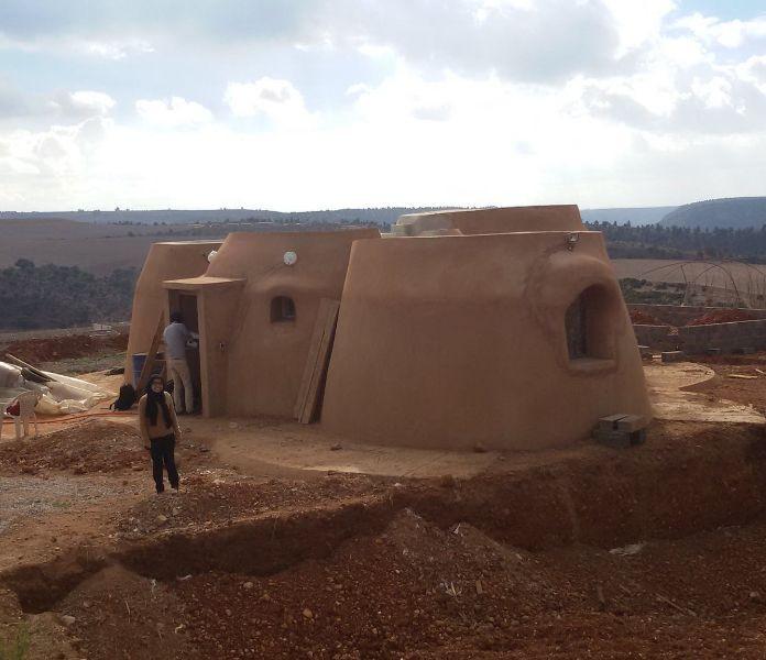 Crédit : Eco-dôme Maroc / Facebook