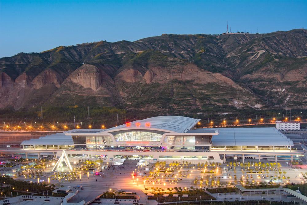 La gare de Qinghai - Shutterstock