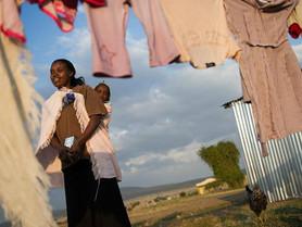 Le revenu de base testé à grande échelle au Kenya. (#012)
