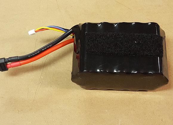 Long Battery Life Li-Ion13,200 MAh