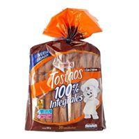 TOSTAOS INTEGRALES x 300g BIMBO