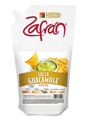 SALSA GUACAMOLE x 1kg - ZAFRAN