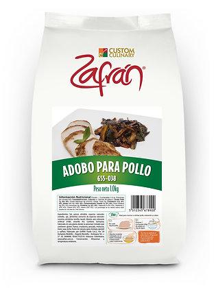 ADOBO PARA POLLO x 1kg - ZAFRAN