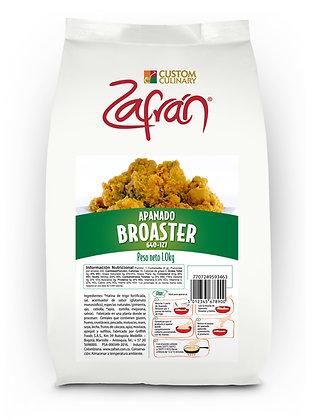 APANADO TIPO BROASTER x 20kg - ZAFRAN