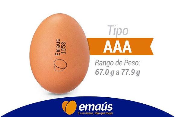 HUEVO AAA x 30und - EMAUS