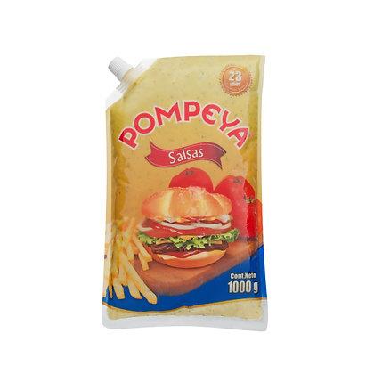 SALSA MAYOMUSTARD BOLSA x 1kg - POMPEYA