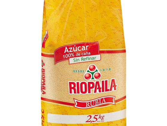AZUCAR RUBIA x 2.5kg - RIOPAILA