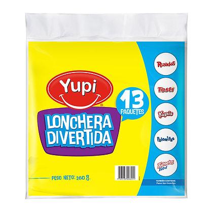 LONCHERA DIVERTIDA x13und-YUPI