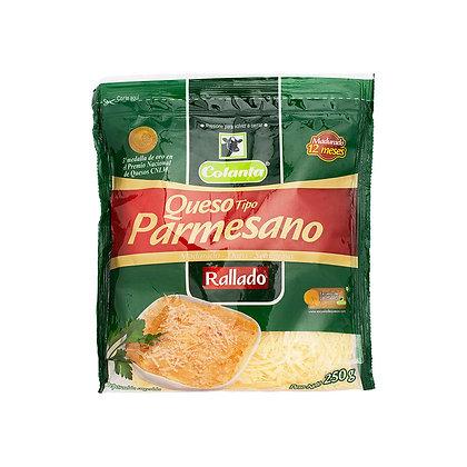 QUESO PARMESANO x250g-COLANTA
