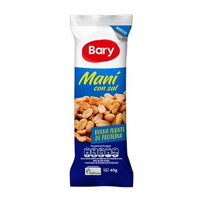 MANI CON SAL x 40g - BARY
