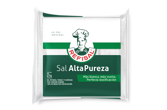 SAL x2kg -REFISAL