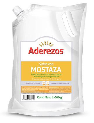 SALSA MOSTAZA x 1kg - ADEREZOS