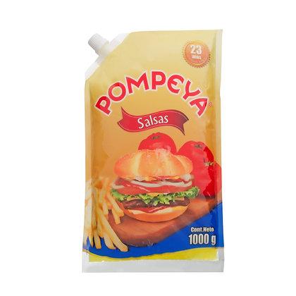 SALSA CON MOSTAZA BOLSA x 1kg - POMPEYA