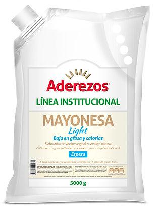 SALSA MAYONESA BOLSA x 5kg - ADEREZOS