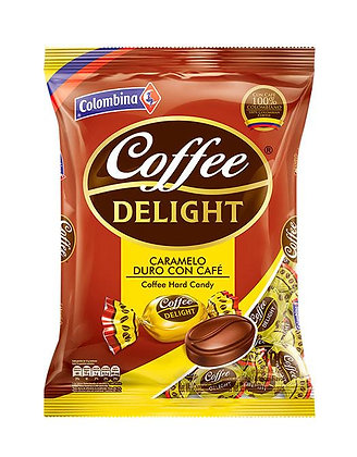 CONFITE COFFEE DELIGHT DURO x 100und - COLOMBINA