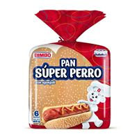 PAN SUPER PERRO x 6und - BIMBO