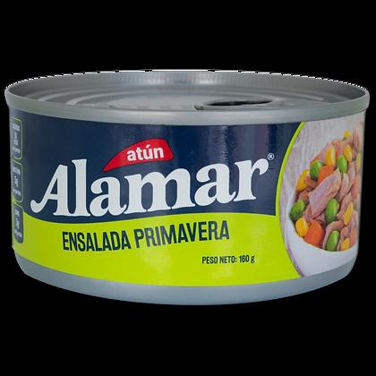 ENSALADA DE ATUN PRIMAVERA x 160g - ALAMAR