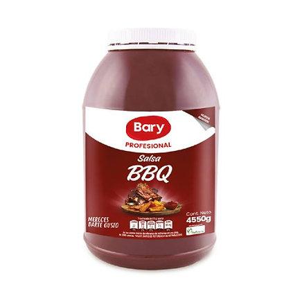 SALSA BBQ HOT GARRAFA x 4.55kg - BARY