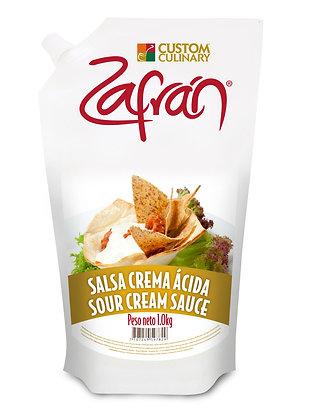 SALSA SOUR CREAM x 1kg - ZAFRAN
