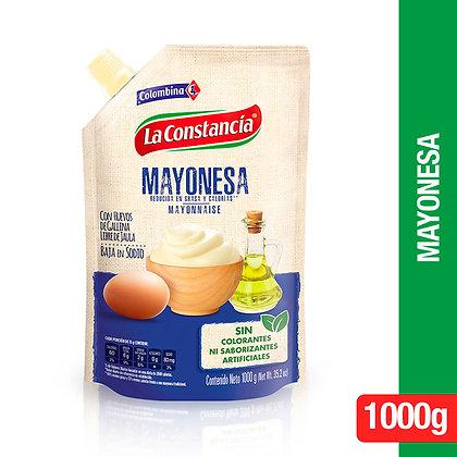 SALSA MAYONESA x 1kg - LA CONSTANCIA