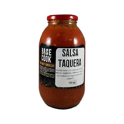 SALSA TAQUERA x 730g - BASECOOK