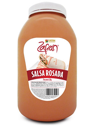 SALSA ROSADA RESTAURANTE MB x 4kg - ZAFRAN
