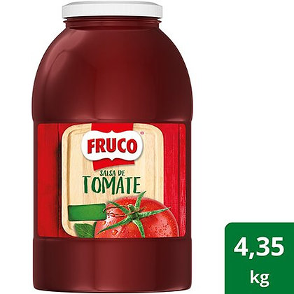 SALSA DE TOMATE GARRAFA x 4.35kg - FRUCO
