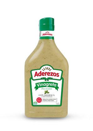 VINAGRETA ALBAHACA-CEBOLLA x 1kg - ADEREZOS