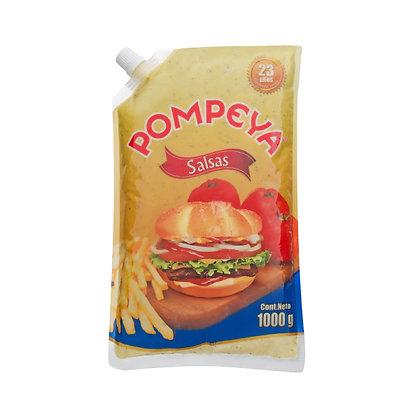 SALSA MAYOMUSTARD BOLSA x 4kg - POMPEYA