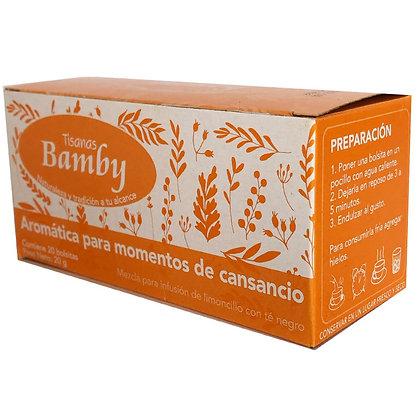 INFUSION MOMENTO CANSANCIO x20und-BAMBY