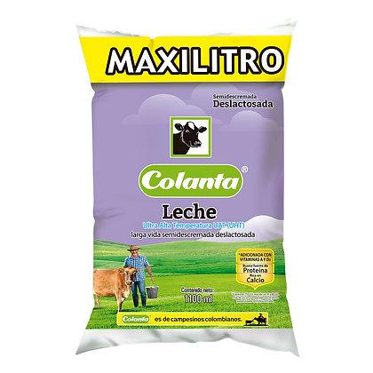 LECHE DESLACTOSADA UHT BLx1.1lt-COLANTA