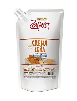 SALSA CREMA LENA x 1kg - ZAFRAN
