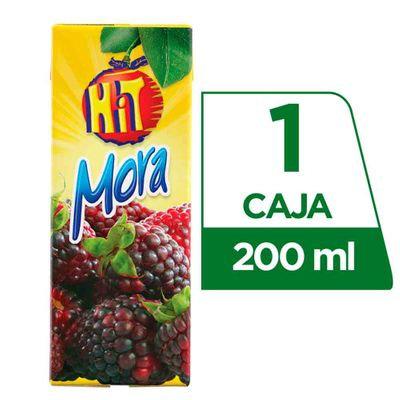 REFRESCO MORA 200g x 24und - HIT