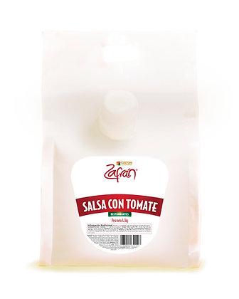 SALSA CON TOMATE RESTAURANTE MB x 4.3kg - ZAFRAN
