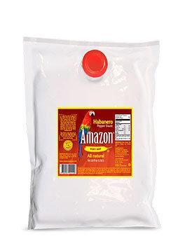 SALSA HABANERO x 4kg - AMAZON