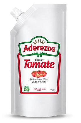 SALSA DE TOMATE x 200g - ADEREZOS