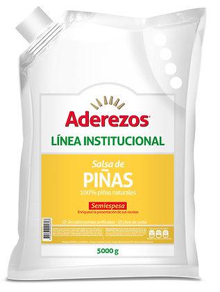 SALSA DE PINA BOLSA x 5kg - ADEREZOS