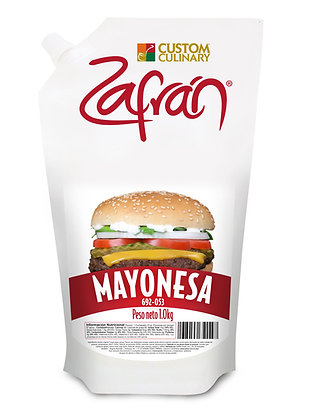 SALSA MAYONESA x 1kg - ZAFRAN
