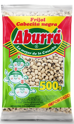 FRIJOL CABECITA NEGRA x 500g - ABURRA